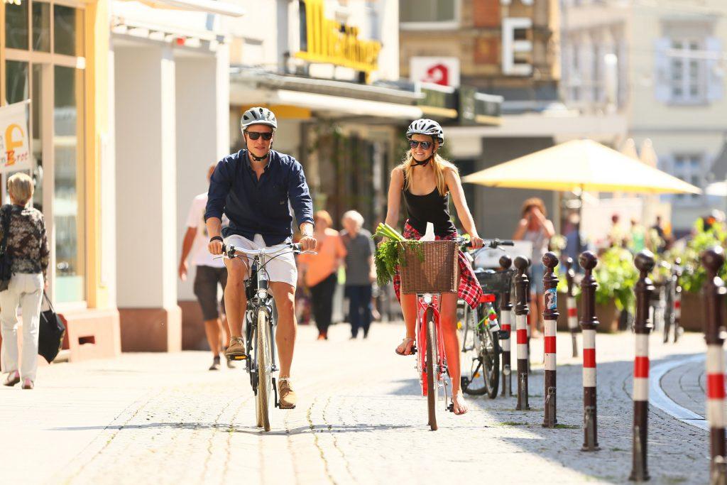 Wie gesund ist E-Bike fahren?